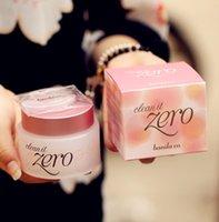 Wholesale South Korea authentic Banila CO zero discharge makeup cream ml mildly clean makeup cream