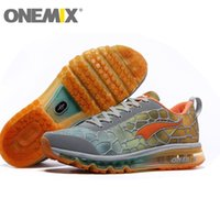 athletics music - 2016 Onemix men s sport running shoes music rhythm men s sneakers breathable mesh outdoor athletic shoe size