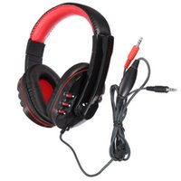 best skype microphone - New Best Pricel Stereo PC Gaming Headphone Headset Earphone With Microphone For Laptop Skype Computer For PS3