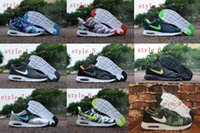 Wholesale Air Max Tavas Camouflage men Running Shoes original all black max thea Sport Shoe hot athletic shoe size