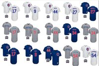 anti wrinkle patch - 2016 World Series patch Men Chicago Cubs Chapman Javier Baez Kris Bryant Rizzo Lester Russell baseball jerseys Stitched