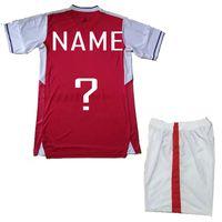 Set Envío libre superior de Tailandia Calidad AAAAA 16-17 costumbre nombrar Inicio Red RAMSEY 16 de Ozil # 11 camiseta de fútbol