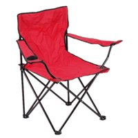 Wholesale Lightweight Portable Outdoor Folding Chair with Mesh Cup Holder for Camping Picnic Hiking Backpacking Fishing Garden BBQ Beach