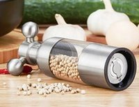 Wholesale Stainless steel pot bottle of edible oil and oil dust proof seasoning seasoning bottle kitchen supplies