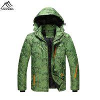 Wholesale Waterproof Ski Jacket Men s Snowboard Jacket Thicken Warm Snowboarding Jacket Snow Clothes Men Ski Outdoor Skiing Jackets