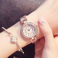 ak jewelry - AK Fashion Women Watches Elageant Ladies Dress Clock Casual Quartz Wristwatch With Pearl Best Gifts For Girls Student Relojio Feminino A150
