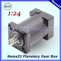 Wholesale Nema brushless motor Planetary Gearbox Nema23 Motor Planetary Reduction gearbox ratio motor speed reducer