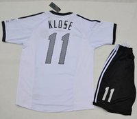 ballack shirt - Retro jersey World cup Klose Ballack Jerseys shirt