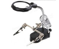 Wholesale Multi Function X X Electric Machine Soldering Iron Holder Table Magnifying Glass