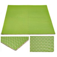 Wholesale Yoga Gym Puzzles Mats High Quality Countryside Flowers Children Room Floor Gym Play Mats Thick Squares Climb Mats Cheap A014
