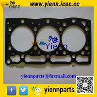 Wholesale Kubota D1105 E D1105 D1105BH engine Cylinder head gasket E038 for KX41 KX41 S KX41 SV KX61 KX61 S excavator parts