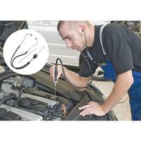 auto mechanic diagnostic tools - 2016 New Price Car Diagnostic Tools Car Engine Block Stethoscope Professional Automotive Detector Auto Mechanics Tester Tools