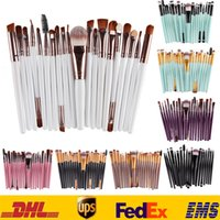 Wholesale Women Lady Makeup Brushes Kits Fashion Eye Shadow Eyebrow Concealer Foundation Multipurpose Brush Cosmetic Tools HH B07