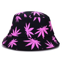 Wholesale Hunting Fishing Outdoor Graffiti Boonie Cap Men Women Printed Beach Sun Bucket Hats