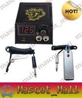 Wholesale DY279 Hot Pro Digital LCD Tattoo Power Supply Foot Petal Clip cord For Tattoo Gun Needle Ink Grip Kits