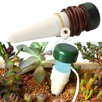 Wholesale Indoor Auto Drip Irigation Wtering System Automatic Plant Waterers For Houseplant Novelty Households Sprinkler