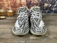aa fabric colors - Hot Boost V2 Grey Orange Colors Running Casual Shoes Kanye West AA High Quality Size High Street Fashion
