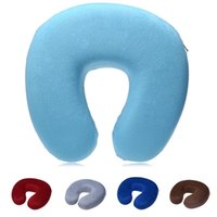 Wholesale Langria in Multi Purpose Microbead Travel Pillow Neck Support Travel Pillow Waist Support U Pillow with Adjustable Strap