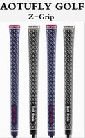 Wholesale Golf Pride Z Grip grips New for woods irons good rubber colors rubber clubs grip