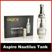 best coils - Best Quality Aspire Nautilus Atomizer Tank Newest BVC clearomizer tank Airflow Control ML with Nautilus BVC coil VS nautilus mini tank