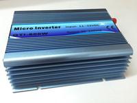 Wholesale Blue color W grid tie solar inverter VDC pure sine wave power inverter