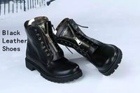 Wholesale Female Plus Size New Arrivals Womens Hollow Out Design Brand Balmain Pairs Boots Non Slip