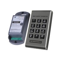 Wholesale High quanlity Wireless Password Card reading access keypad with ABS plastic material fast shipment and friendly using