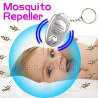 Wholesale Mini Electronic Ultrasonic Anti Mosquito Insect Repellent Control Expelling Device Skeeter Insect Drive