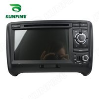 audi tt dvd navigation - Car DVD GPS Navigation Player for Audi TT with Radio steering wheel control Android Quad Core quot HD Screen