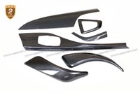 Wholesale for BMW F20 series real carbon fiber interior trims Auto body accessories