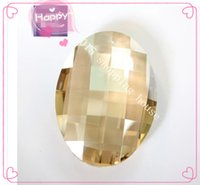 Wholesale The large crystal ball pendant lighting hotel crystal Chandelier parts mm