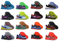 Cheap KD 8 CHRISTMAS Basketball Shoes WHITE BLACK BRIGHT CRIMSON Kevin Durant VIII Xmas athletic shoes cheap KD8 Trainers