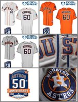 baseball pat - 2016 New New Dallas Keuchel Houston Astros jersey Men s Authentic Cool Base Baseball Jersey Commemorative th Anniversary Pat