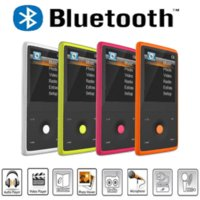 Wholesale HOTT MU1036 Bluetooth MP3 Player with GB Inch Screen Sports MP4 player high quality lossless Recorder FM E Book Clock