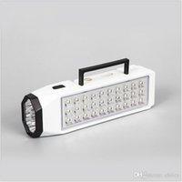Wholesale 2016 New arrivals LED Flashlight Mini LED Rechargeable Emergency Light Lamp High Capacity LED emergency light