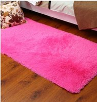 Wholesale 2016 new Silky thick carpet floor mats home office carpet living coral velvet carpet bedside rugs