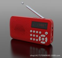 advantage radio - Sell like hot cakes product supplier advantage to supply the WS portable mini speaker radio card radio inserted U disk TF card gift bo
