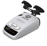 Wholesale antiradar car detektor anti police speed gun str detecteur de radar car radar detector