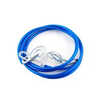 Wholesale 5 Tonne m Car Van Tow Pull Rope Steel Metal Wire Heavy Duty Road Recovery Hooks