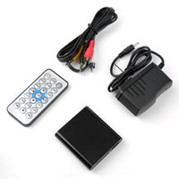 Wholesale Newest Mini HD P Media Player MKV H RMVB Full HD HOST USB SD Card Reader High quality