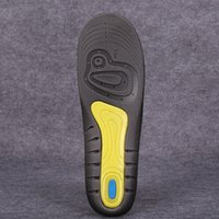 Wholesale Profesional work Profissional Male and female shock absorbing shoe pad of basketball sport Insoles