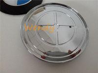 Wholesale Car D Front Bonnet Emblem For BMW E81 E82 E87 E88 E90 E60 E61 E63 E64 E65 E66 X3 X5 Grille Badge