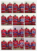 Wholesale Montreal Canadiens Men Hockey Jersey Carey Price Max Pacioretty Brendan Gallagher alex galchenyuk Red USA Flag Mens Jerseys