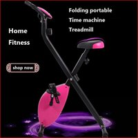 bicycle treadmill - Indoor Cycling Bikes bicycle bicicleta estatica spinning bike Portable folding Treadmill Time Magnetic control Time calories