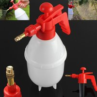 Wholesale Different Price Different Quality White ML Portable Pressure Garden Spray Bottle Adjustable Nozzle Sprayer Fit For Gardening