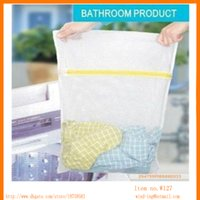 Wholesale New Protect clothing storage Laundry mesh bag width40 length cm cheap Promotion item windwong W
