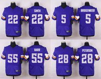 anthony mix - Adrian Peterson Teddy Bridgewater Anthony Barr Stefon Diggs Harrison Smith Sam Bradford embroidery Mix Order