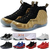 foamposite - 2016 Mens Air Penny Hardaway Foamposites Galaxy Men Basketball Shoes foamposite Cheap Foams Basket Ball Sneaker Foamposite Running Shoes