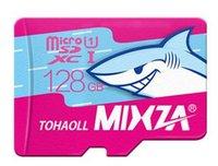 Wholesale 2016newMIXZA Shark edition memory card GB GB GB GB GB micro sd card class10 flash card Memory microsd for smartphone