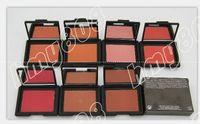 Wholesale Brand Makeup blush bronzer Baked Cheek Color blusher palettes different color fard a joues poudre